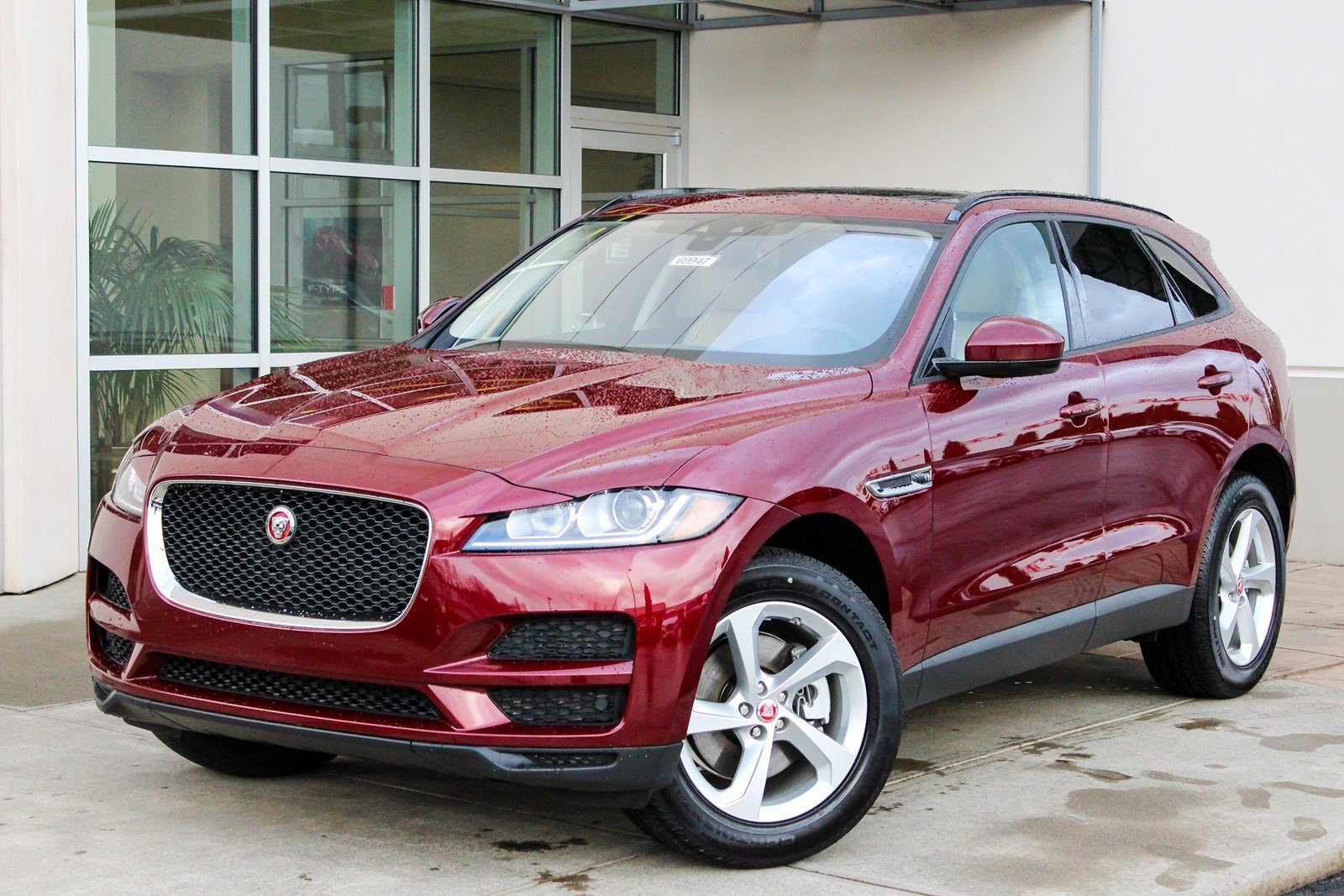 new 2017 jaguar f pace 35t premium sport utility in bellevue 69947 jaguar bellevue. Black Bedroom Furniture Sets. Home Design Ideas