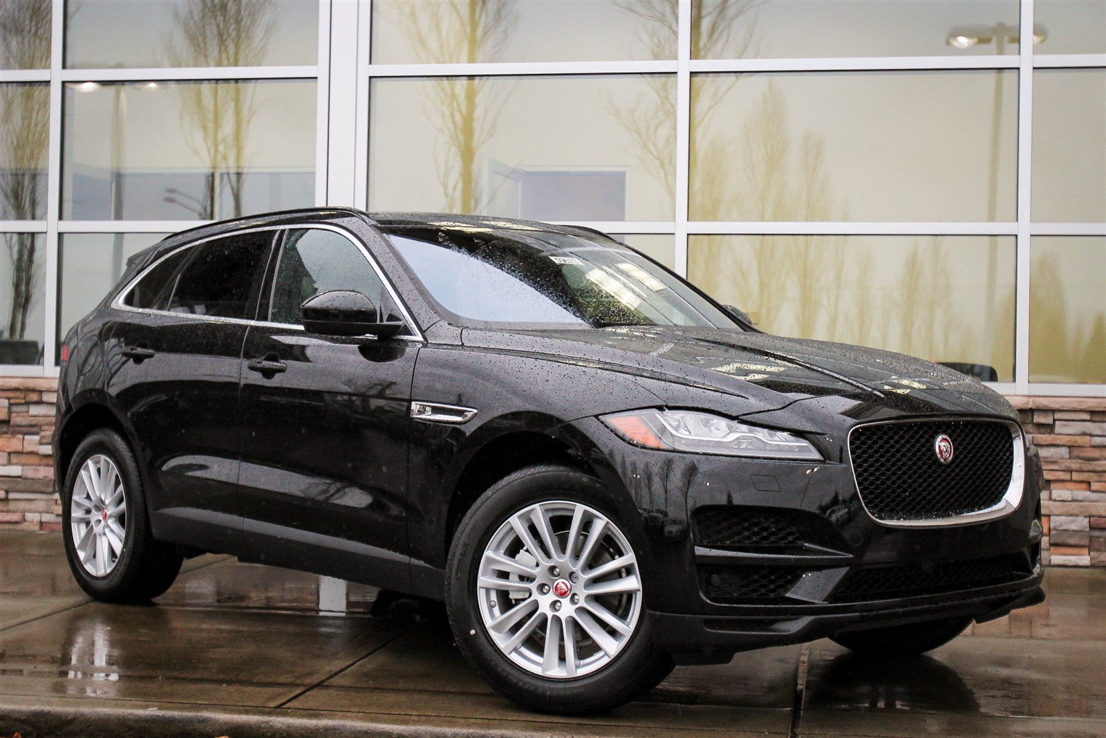 new 2017 jaguar f pace 20d prestige sport utility in bellevue 59623 jaguar bellevue. Black Bedroom Furniture Sets. Home Design Ideas