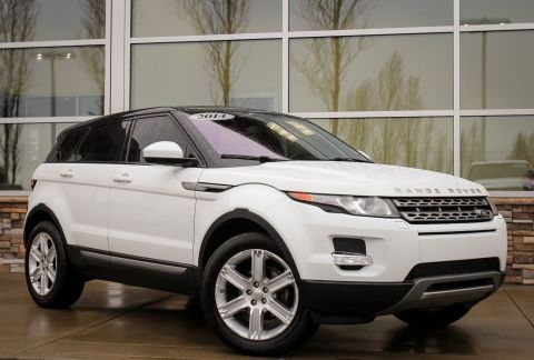 certified pre owned 2013 land rover range rover evoque pure plus sport utility in bellevue. Black Bedroom Furniture Sets. Home Design Ideas